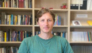 PAUL TRAUTTMANSDORFF <br/> Joined Processing Citizenship as a visiting fellow. He is a PhD researcher at the Department of Science & Technology Studies, University of Vienna, and his research interests revolve around the transformations of border and migration regimes.